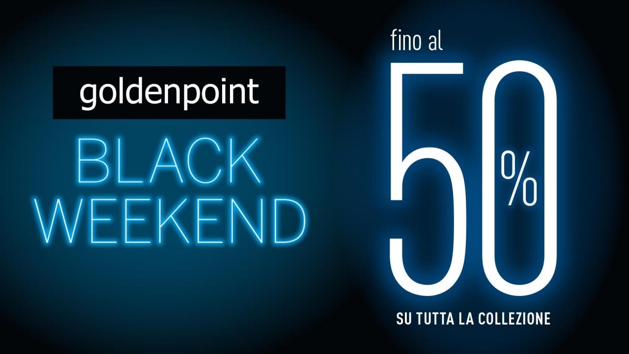Black Friday - goldenpoint