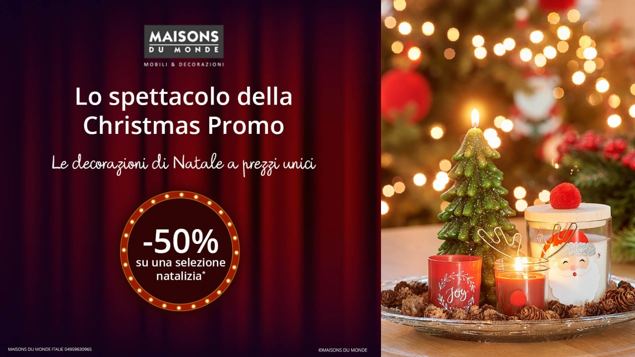 Christmas Promo | Offerte | CremonaPo
