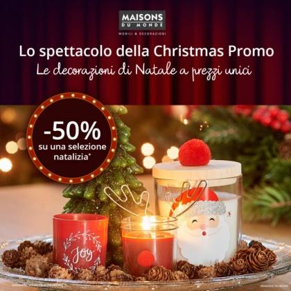 Christmas Promo | CremonaPo