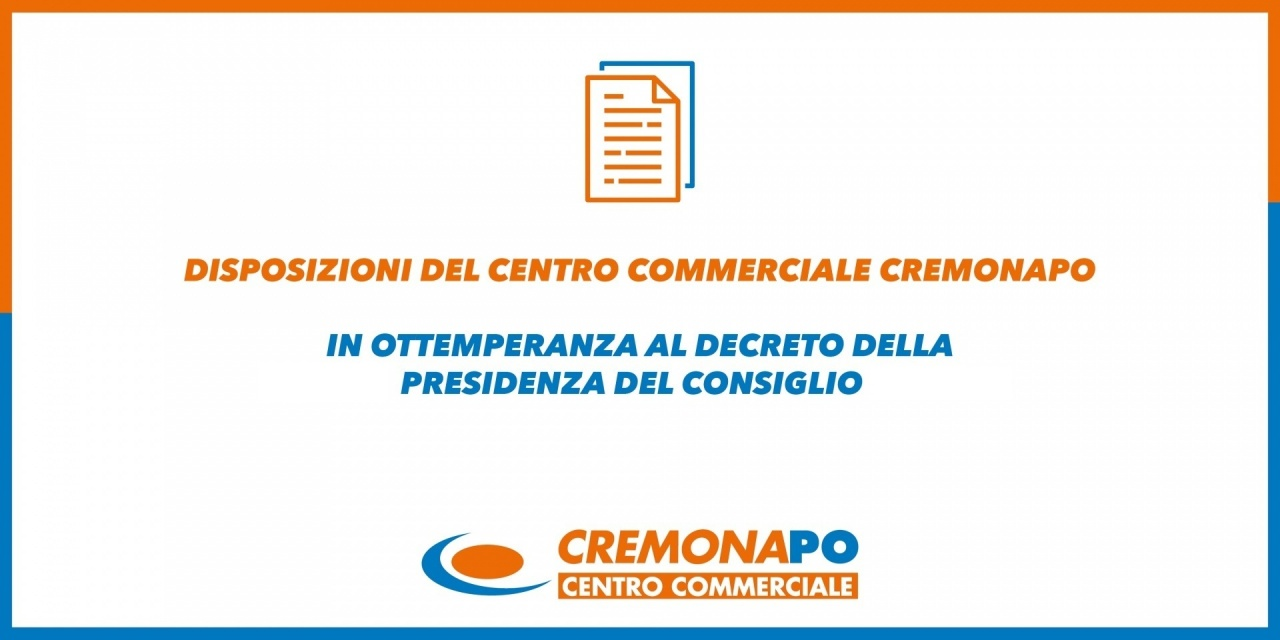 Comunicazione importante | Events | CremonaPo