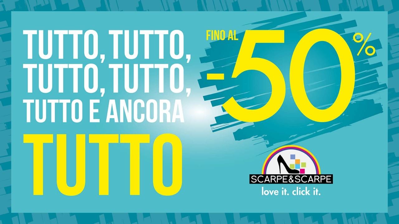 TUTTO -50%