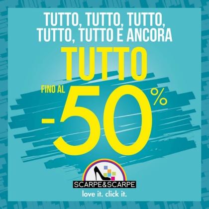 TUTTO -50% | CremonaPo