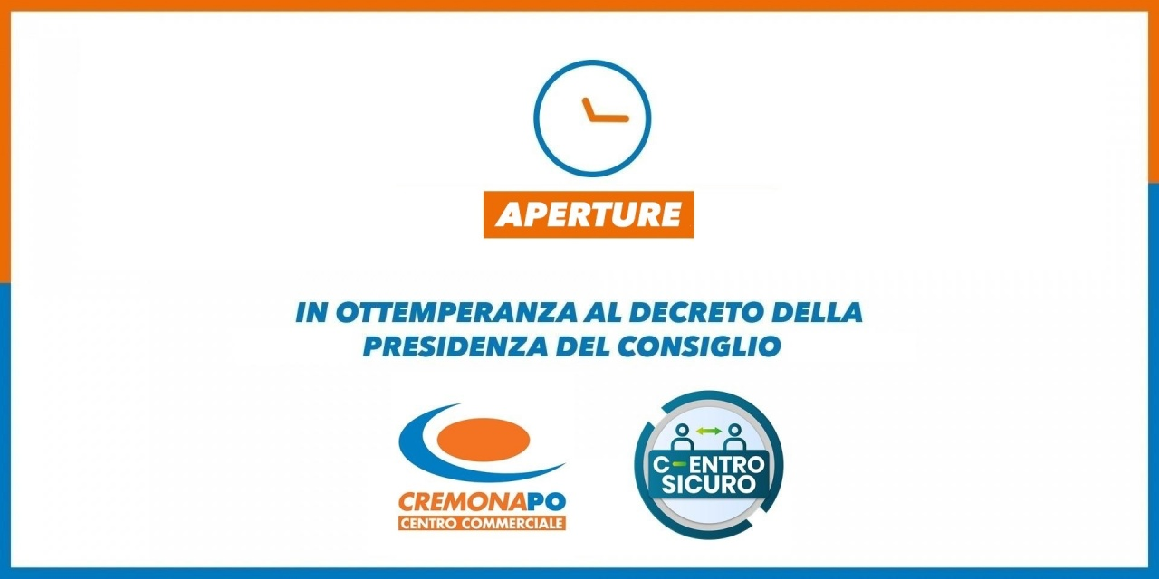 Orari speciali | Events | CremonaPo