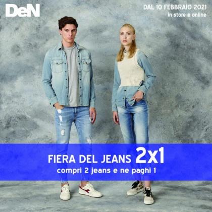 Fiera del Jeans 2x1 | CremonaPo