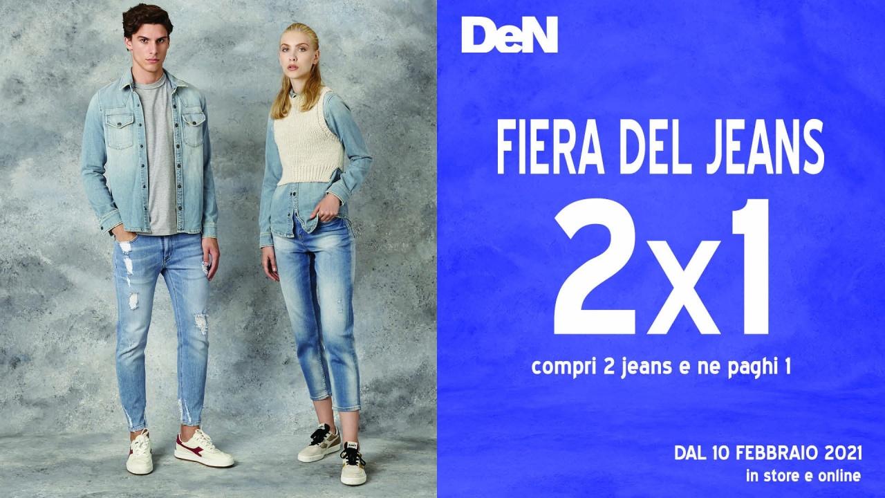 Fiera del Jeans 2x1 | Offerte | CremonaPo