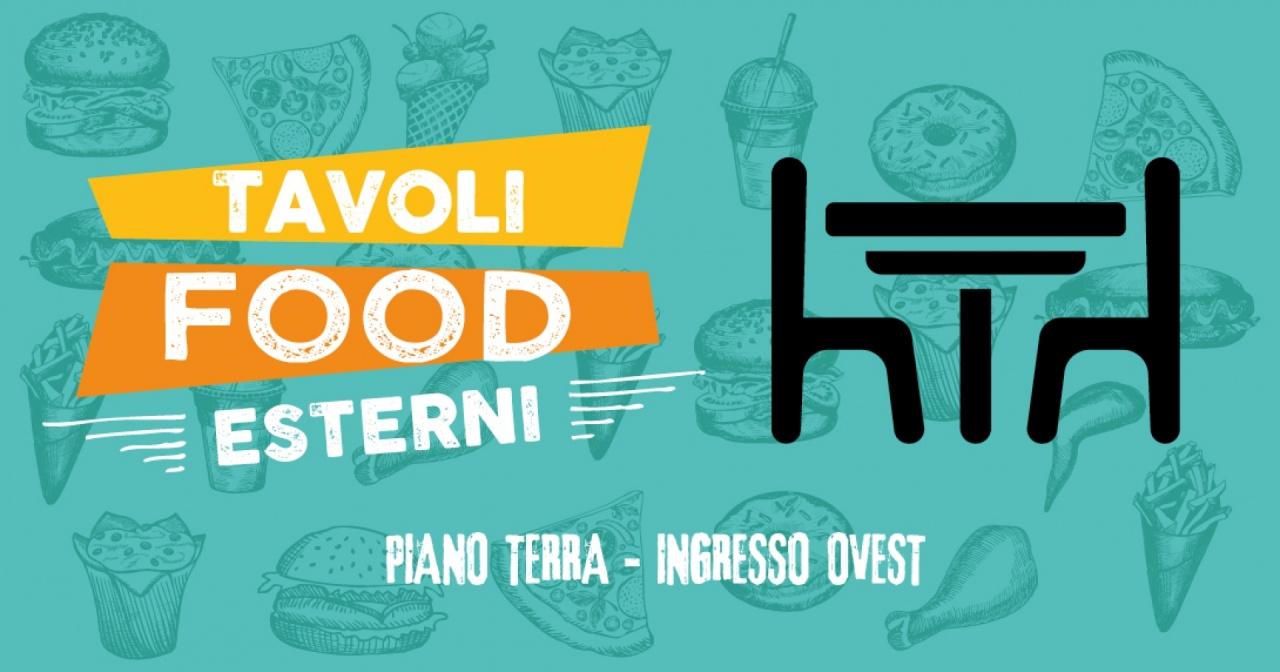 AREA FOOD ESTERNA | Eventi | CremonaPo