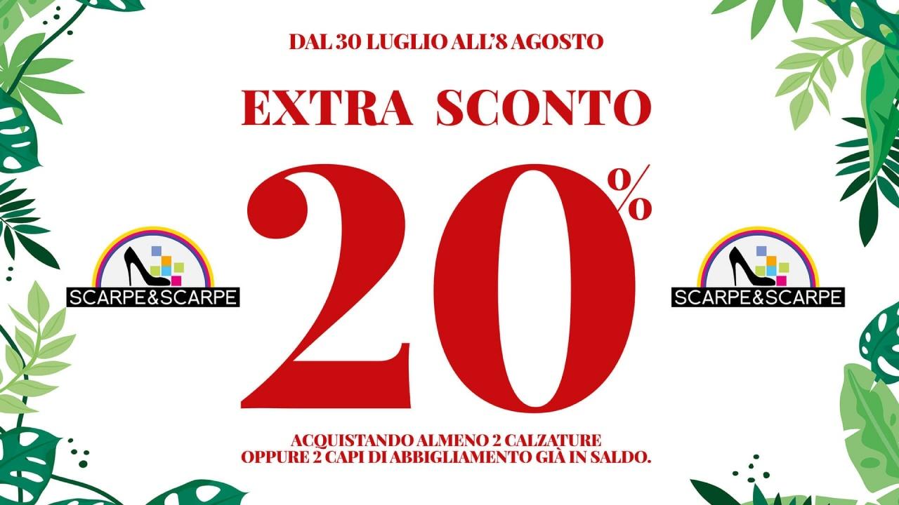Extra Sconto Scarpe&Scarpe   Promo   CremonaPo