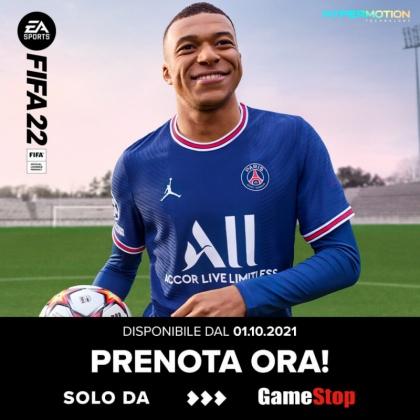 Fifa22 | Prenota | CremonaPo