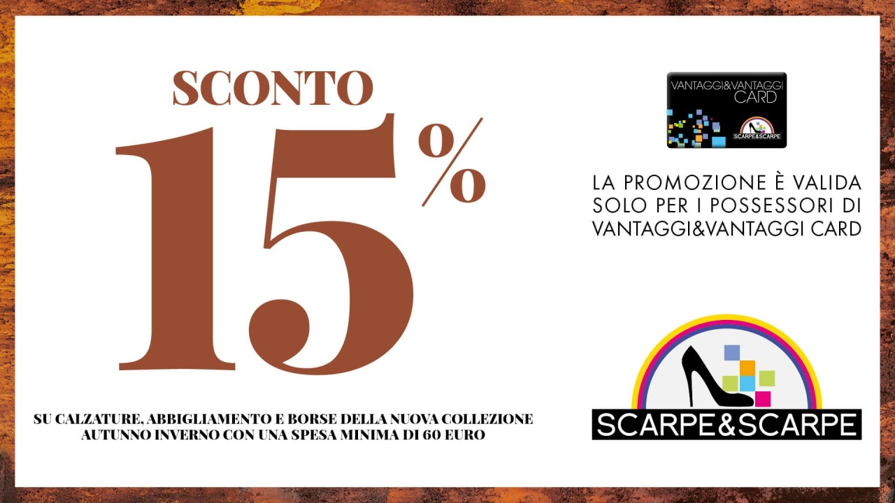 Promo 15%
