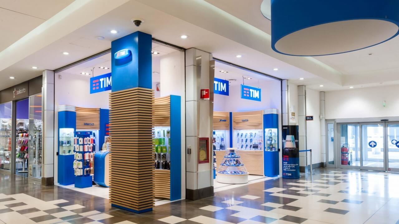 Negozio TIM di TIM Retail