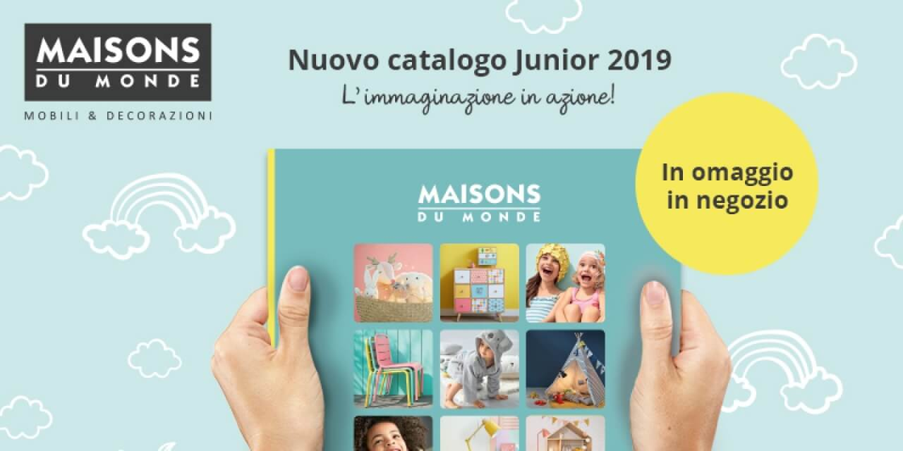 Nuovo catalogo junior 2019