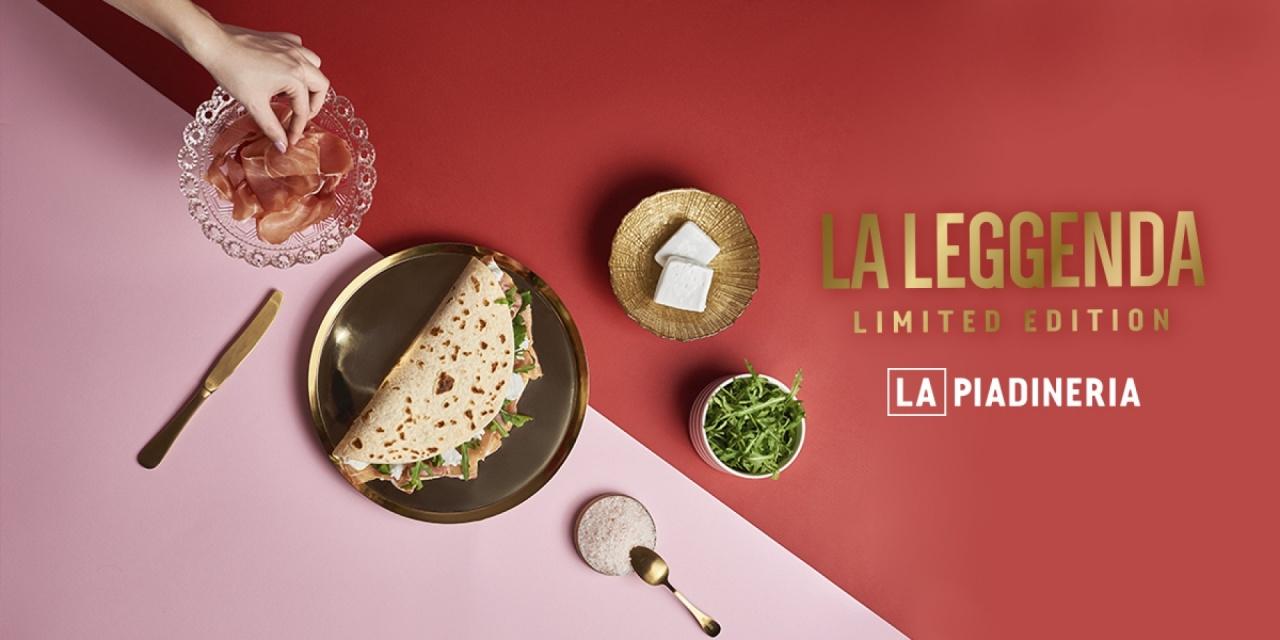 La Leggenda Limited Edition
