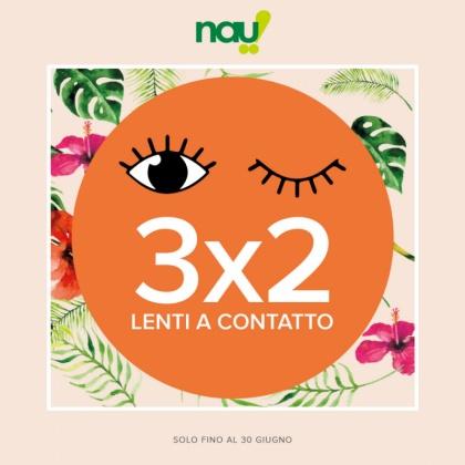 Nau - 3x2   CremonaPo