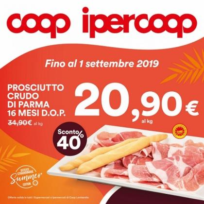 Prosciutto crudo di Parma 16 mesi DOP | CremonaPo