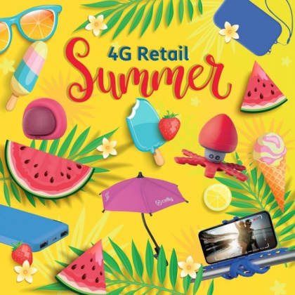 4g retail Summer | CremonaPo