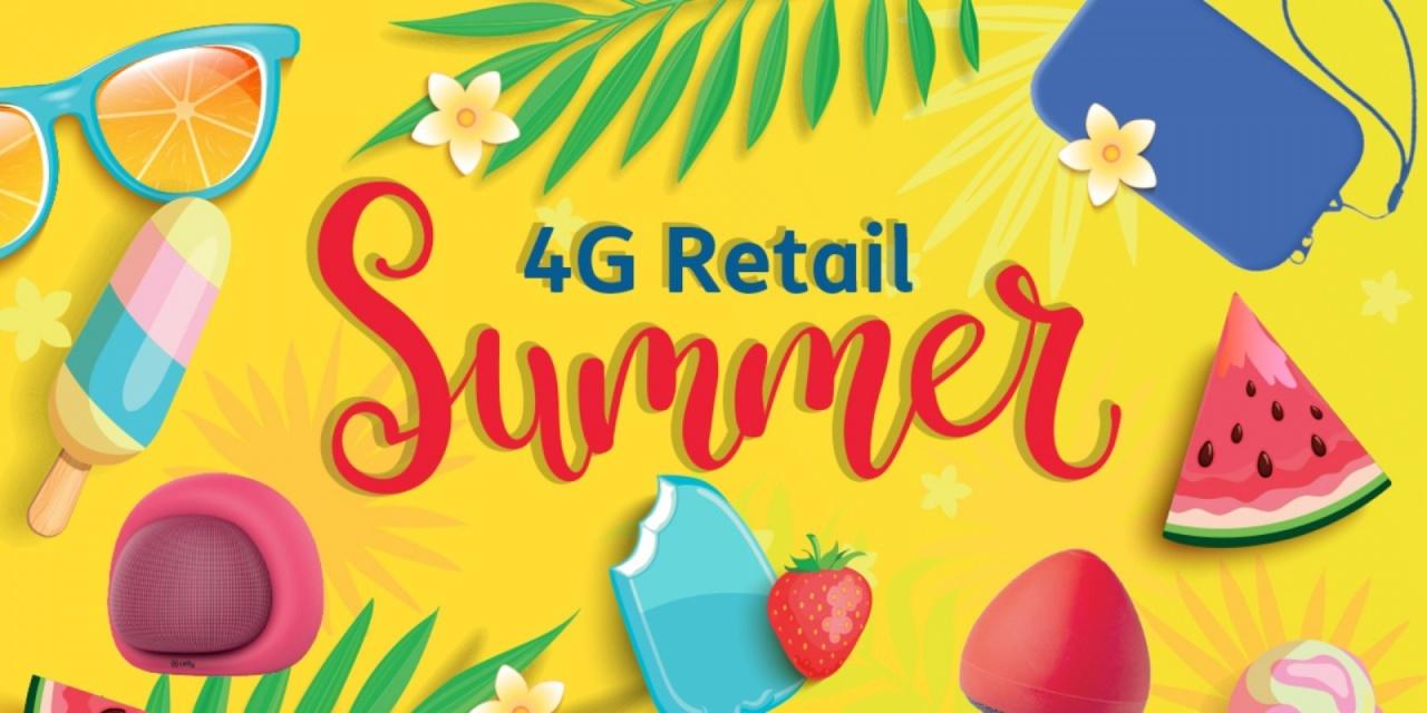 4g retail Summer | Offerte | CremonaPo
