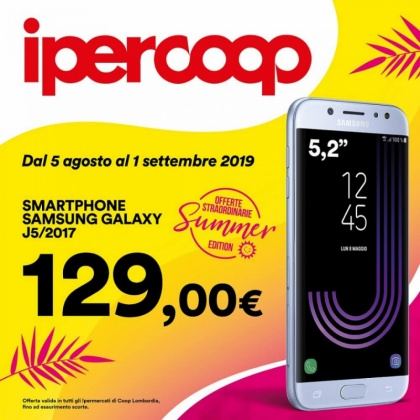 Smartphone Samsung Galaxy J5/2017 | CremonaPo