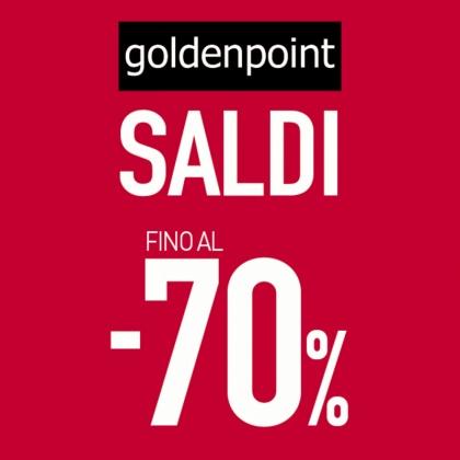 Saldi Goldenpoint | CremonaPo