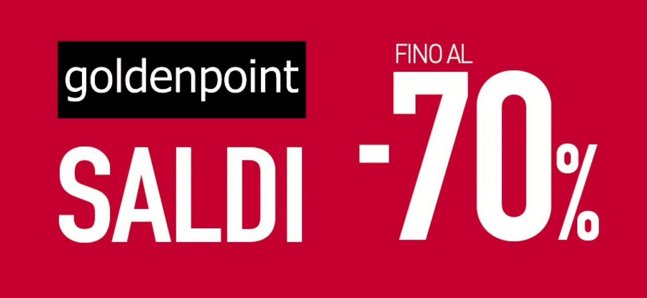 Saldi Goldenpoint | Offerte | CremonaPo