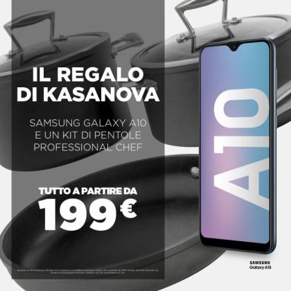 promozione Kasanova | CremonaPo