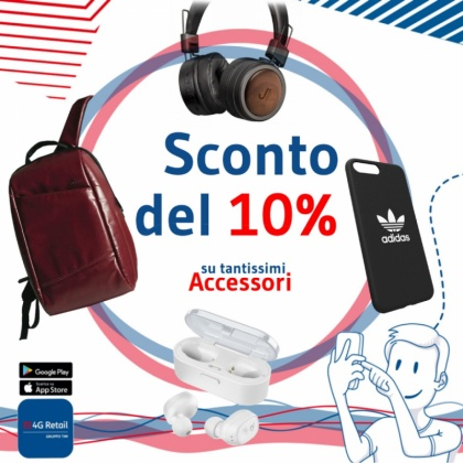 Sconto Accessori | CremonaPo