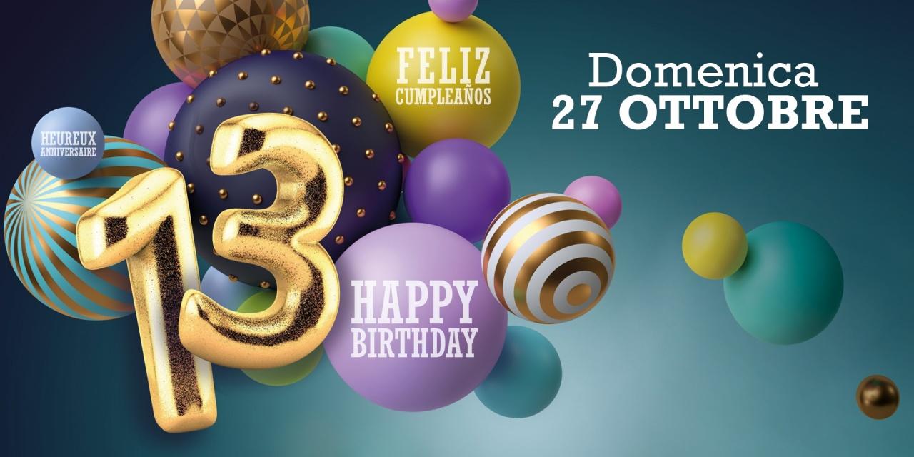 13° Anniversario | CremonaPo