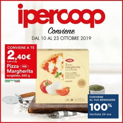 Pizza Margherita Coop - Conviene   CremonaPo