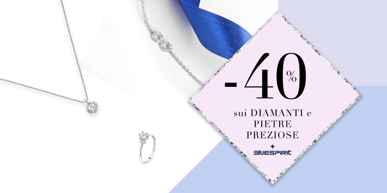 Diamanti 40% | Offerte | CremonaPo