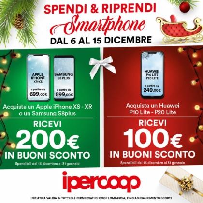 Spendi&Riprendi Smartphone | CremonaPo