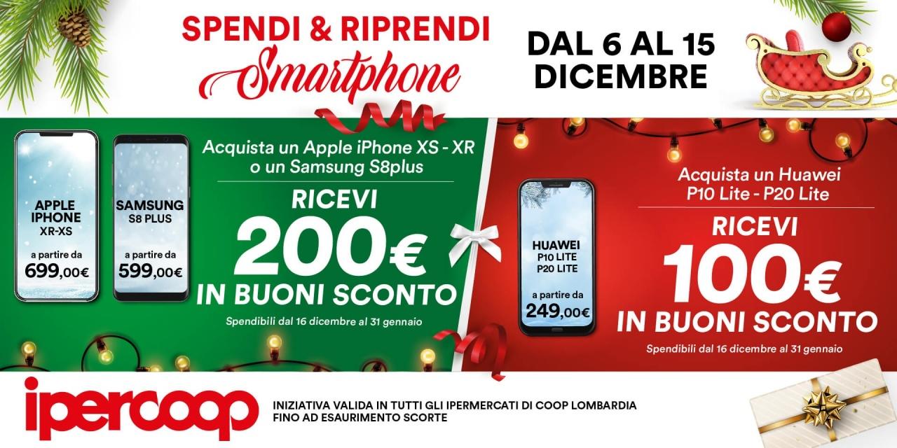 Spendi&Riprendi Smartphone | Offerte | CremonaPo
