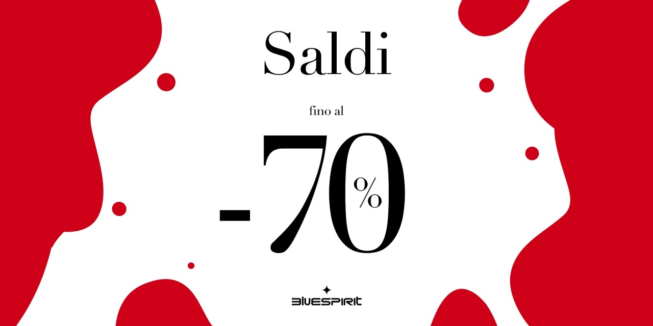Saldi - Bluespirit
