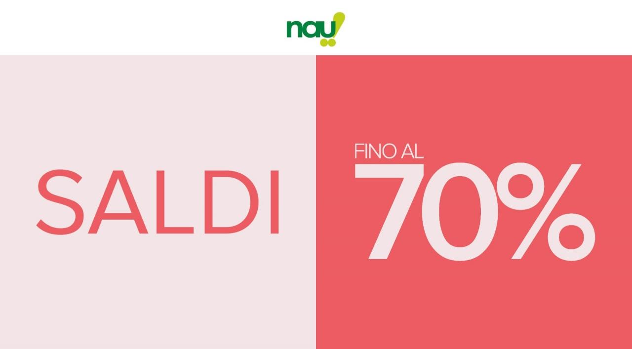 NAU - Saldi