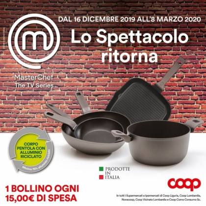 Master Chef - Lo Spettacolo ritorna | CremonaPo