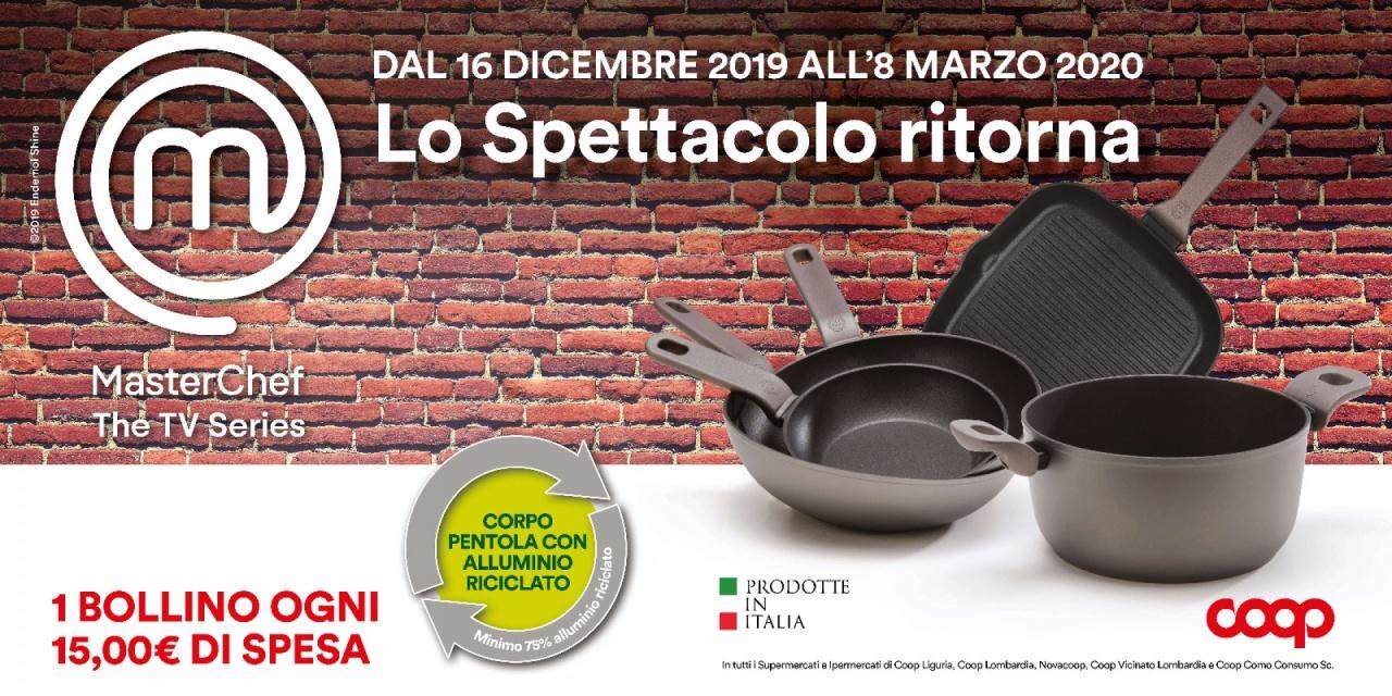 Master Chef - Lo Spettacolo ritorna | Promo | CremonaPo
