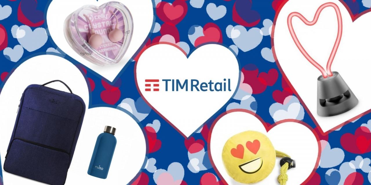 Innamorati degli Accessori TIM Retail! | Promo | CremonaPo